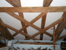 Dachstuhlkonstruktion